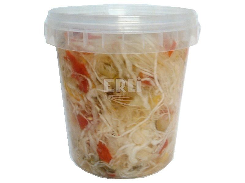 Míchaná krájená zelenina lahůdková (čalamáda) 500g