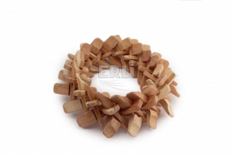 Podložka pod kotlík dřevěná - věneček